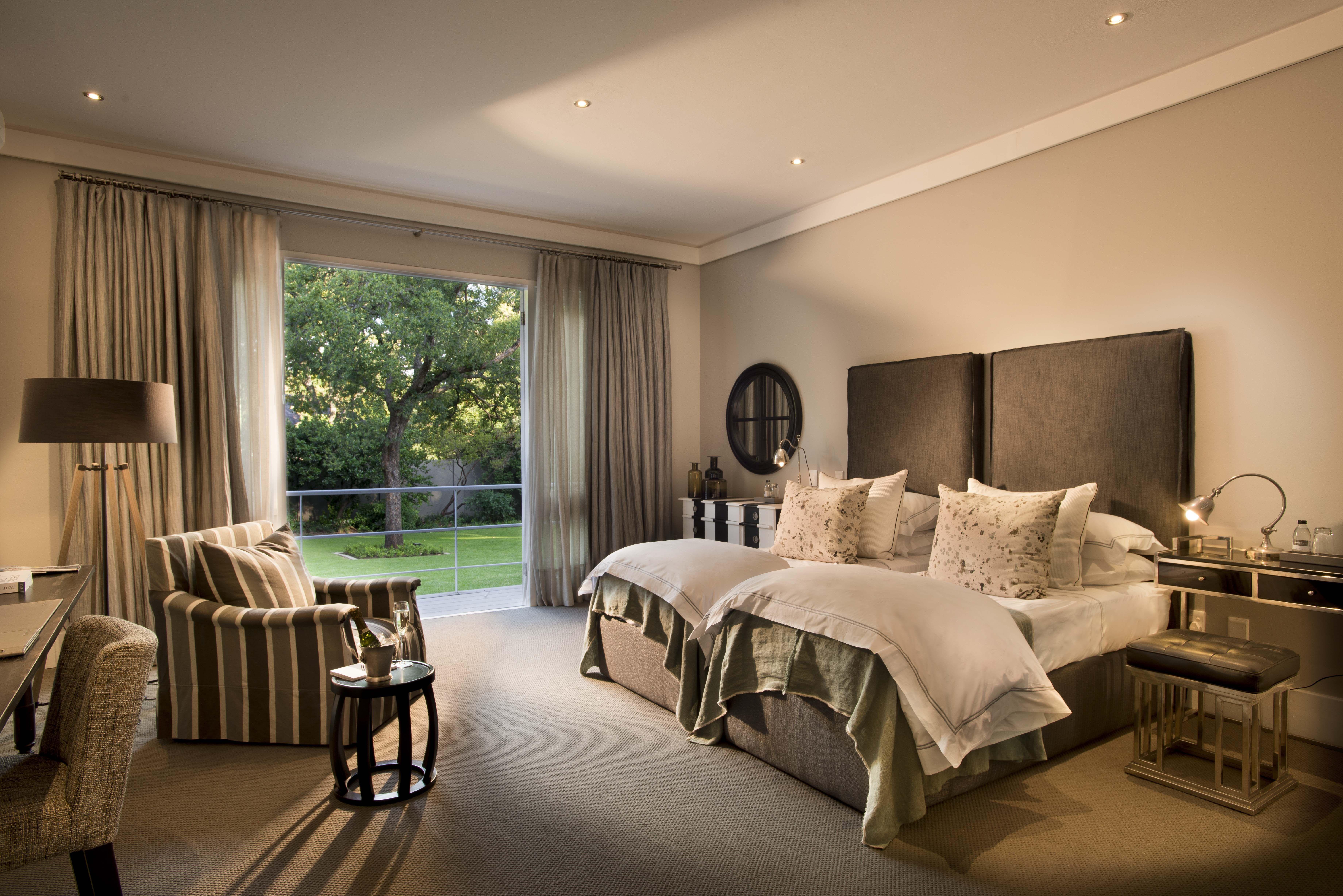 AtholPlace Hotel Johannesburg SouthAfrica luxurytravel AtholPlace Hotel