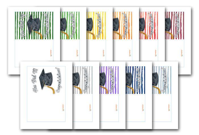Photo of 11 kostenlose druckbare Abschlusskarten