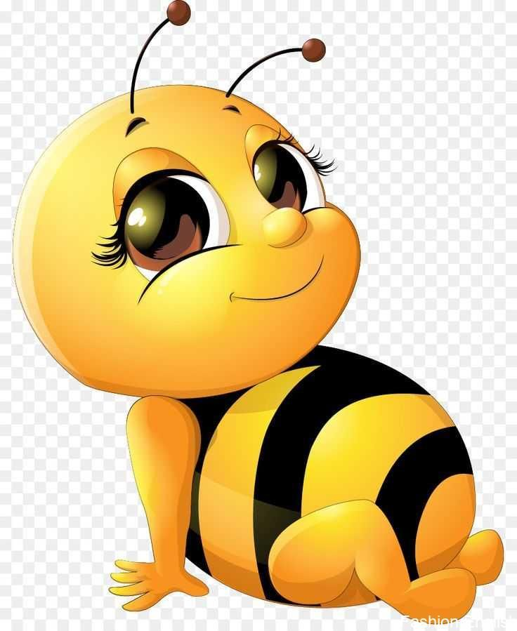 Bee Baby Clip Art Cute Bee Png Is About Ladybug Yellow Lucky Art Baby Bee Clip Cute Ladybug Lucky Png Yello Cartoon Bee Bee Pictures Bee Art
