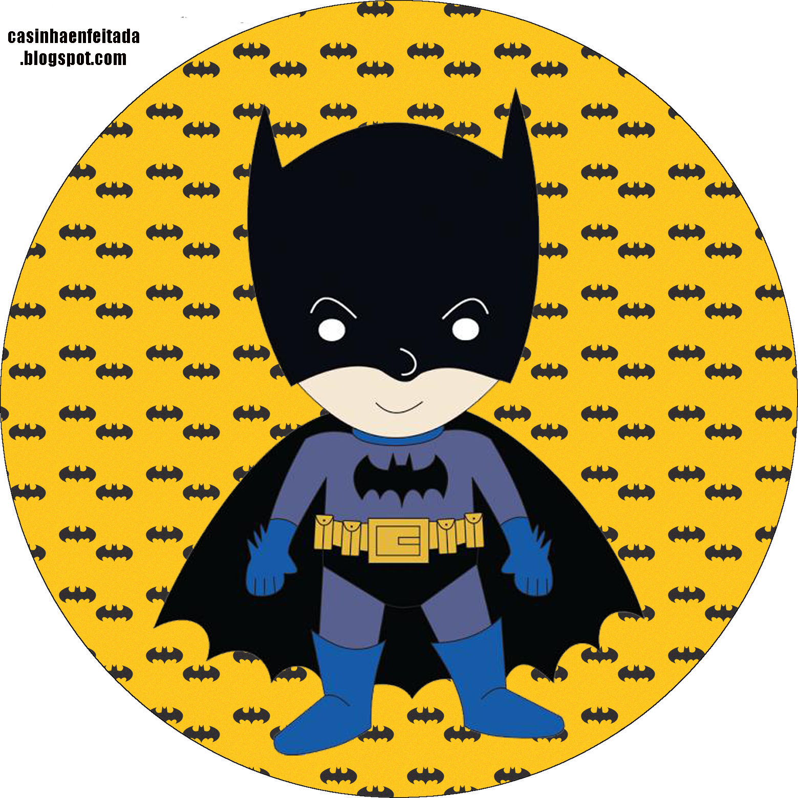 Kit Festa Batman Para Imprimir Gratis Em 2020 Festa Batman