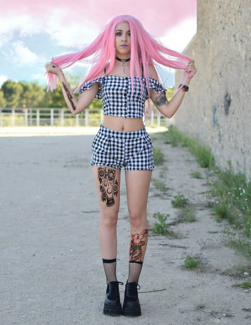 e22c5ad0477 30 Pastel Goth Looks for this Summer - Ninja Cosmico