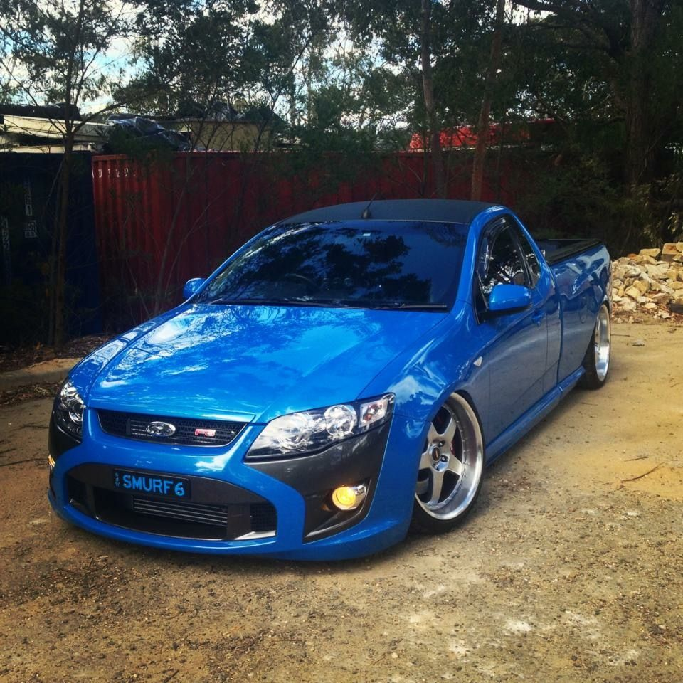 Ford Falcon Xr8 Ute Holden Muscle Cars Australian Cars Ford Falcon Xr8