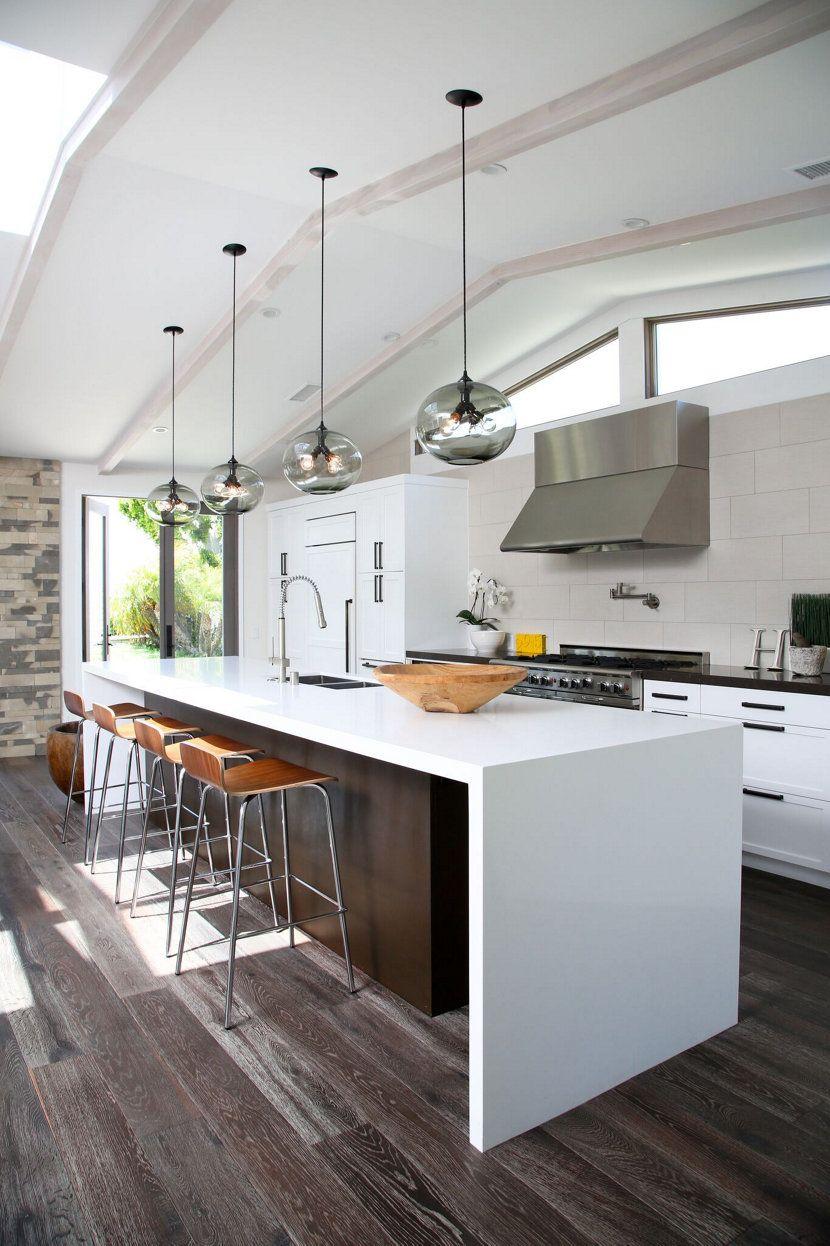 kitchen island lighting modern