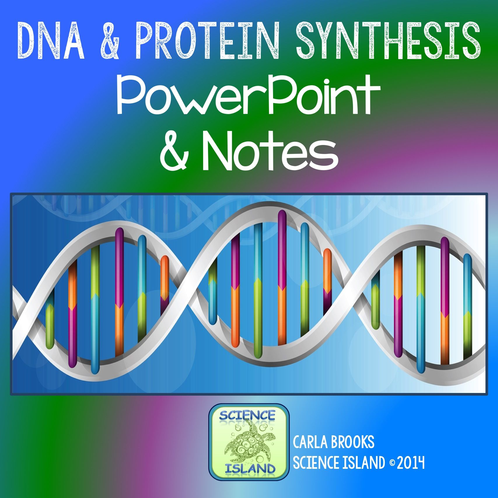Powerpoint And Notes Covers Dna Structure Replication Transcription Translation And Mutations Perfec Powerpoint Lesson Protein Synthesis Teaching Biology [ 1707 x 1707 Pixel ]