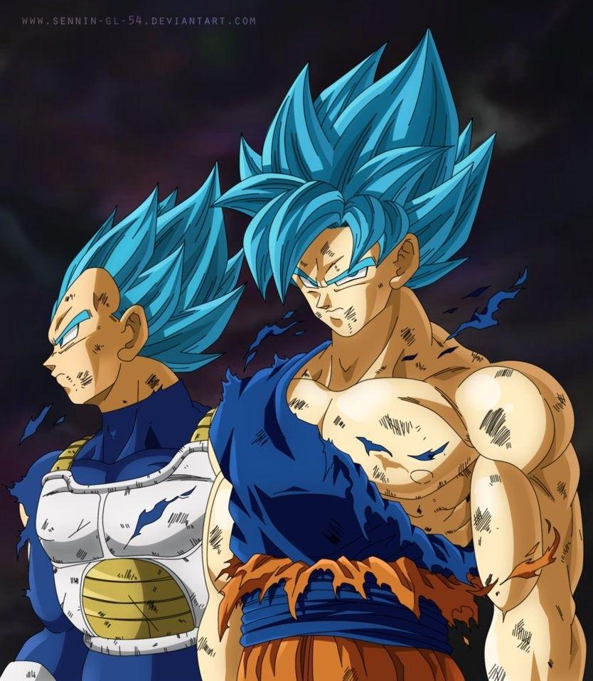 Vegeta And Goku Dragon Ball Art Goku Anime Dragon Ball Dragon Ball