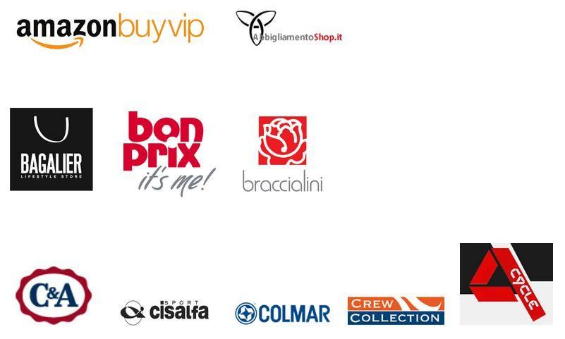 0ecbefcc2d1118 I marchi, i brands ed i partner di Saldando • saldi, offerte, sconti ...