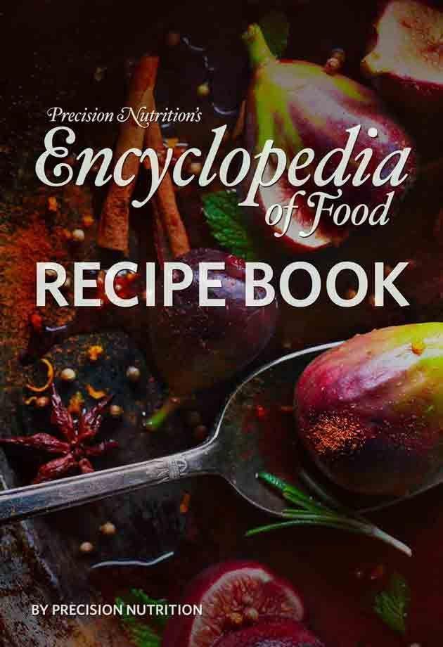 The precision nutrition whole food recipe book janel nutritionish the precision nutrition whole food recipe book forumfinder Gallery