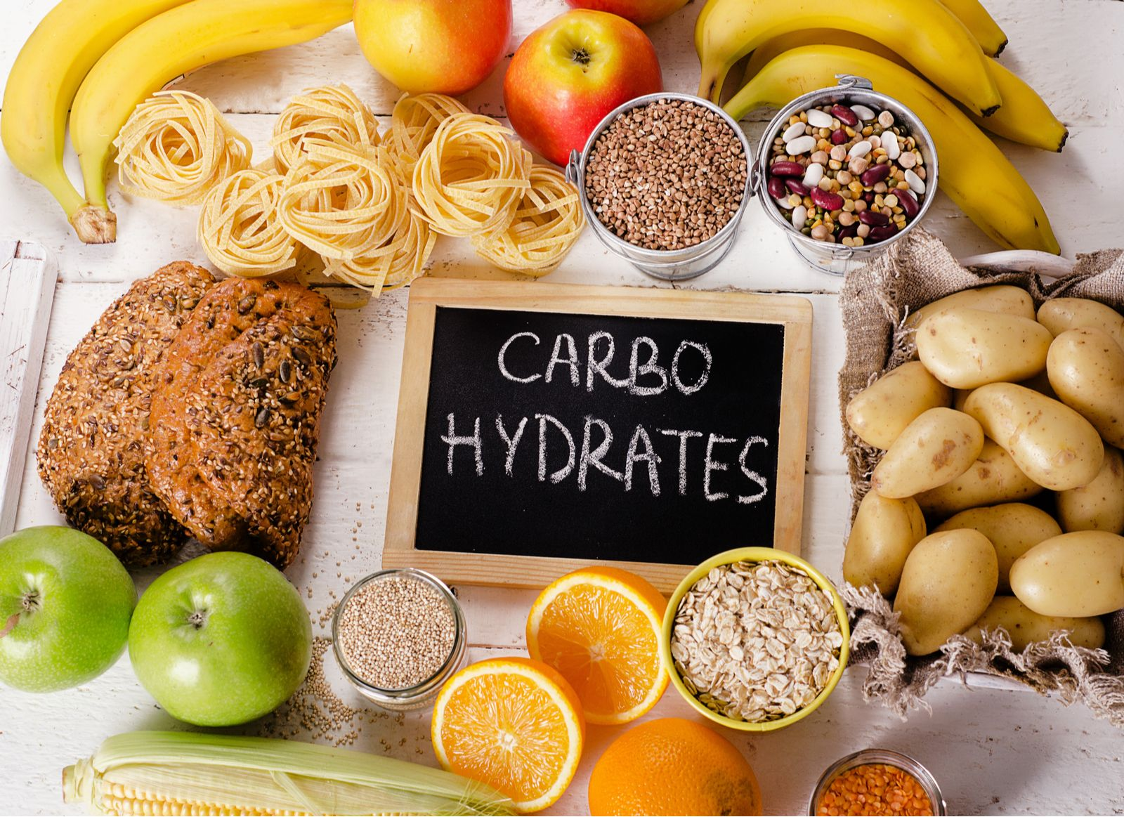 Carbohydrates Chatter Foods diabetics should avoid, Diet