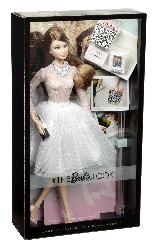 Mattel barbie dgy13 the barbie look doll 5 puppen spielzeug barbie pinterest - Barbie kinderzimmer ...