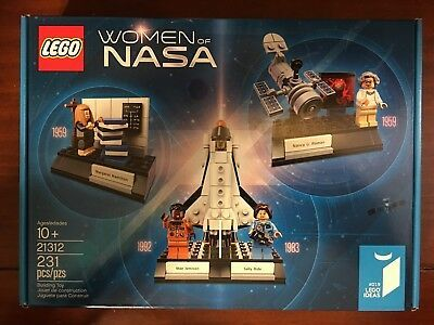 Ad – LEGO Ideas Women of NASA (21312)
