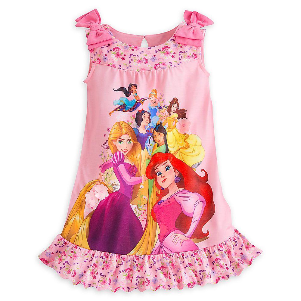 f49b50d1af Disney Princess Nightshirt for Girls