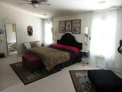 Rockabilly bedroom | Dream Big! | Pinterest | Rockabilly, Bedroom ...