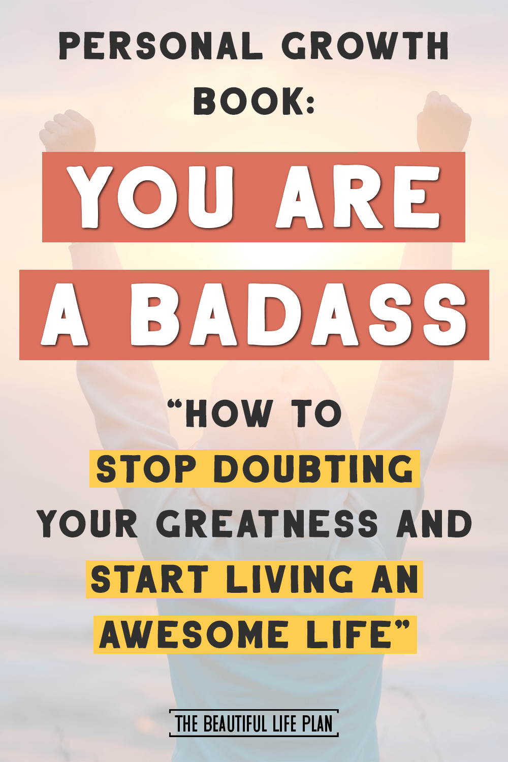 Book Of The Week You Are A Badass How To Stop Doubting Your Greatness And Badass Quotes Inspirational Words Inspirational Quotes