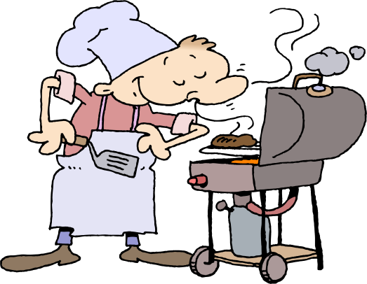 barbecue clip art free labor day weekend free clipart funny rh pinterest com barbeque clip art free barbecue clip art free
