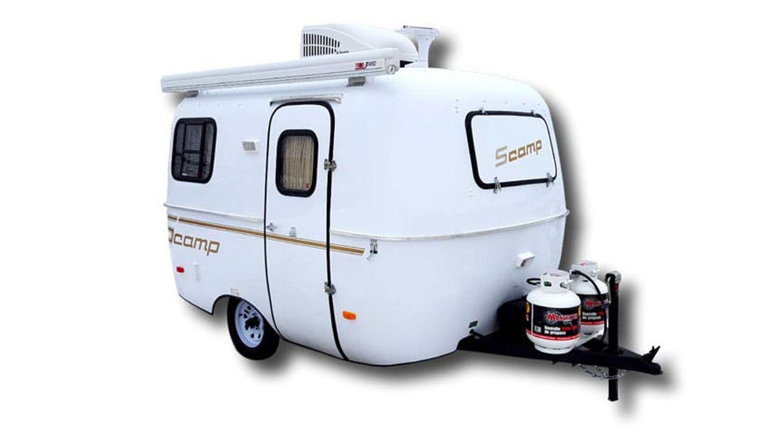 Scamp Economical Trailer Camper Light Weight Travel