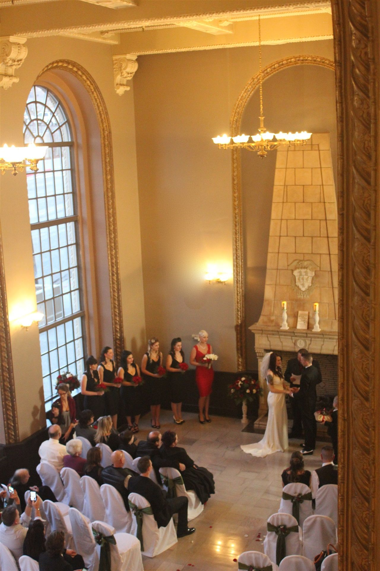 December Wedding Ceremonies Weddings & Events Ben Lomond