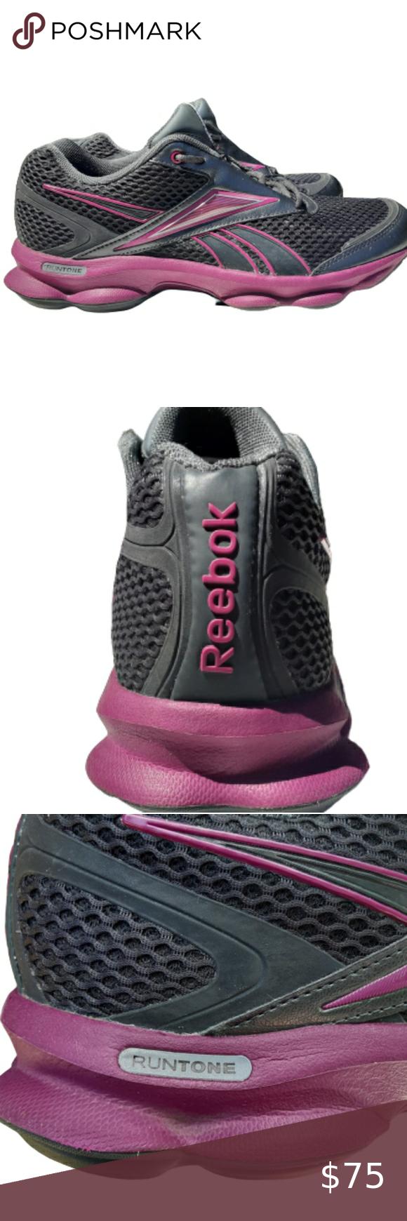 Womens Reebok RUNTONE running shoes