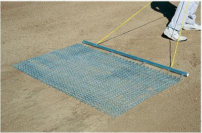 Trigon 3x5 Steel Drag Mat
