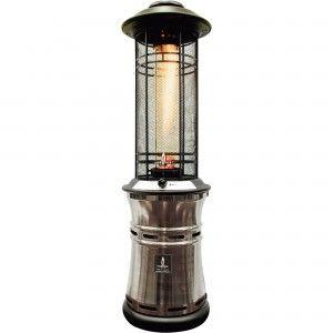 Lava Heat Italia Opus Lite Floor Lamp Outdoor Patio Heater The Has A Traditional Cylinder Type De