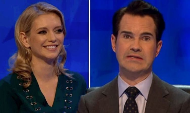 8 Out Of 10 Cats Does Countdown Jimmy Carr Takes Jab At Rachel Riley After Shock News 8 Out Of 10 Cats Does Countdown Saw A N Jimmy Carr Countdown Rachel