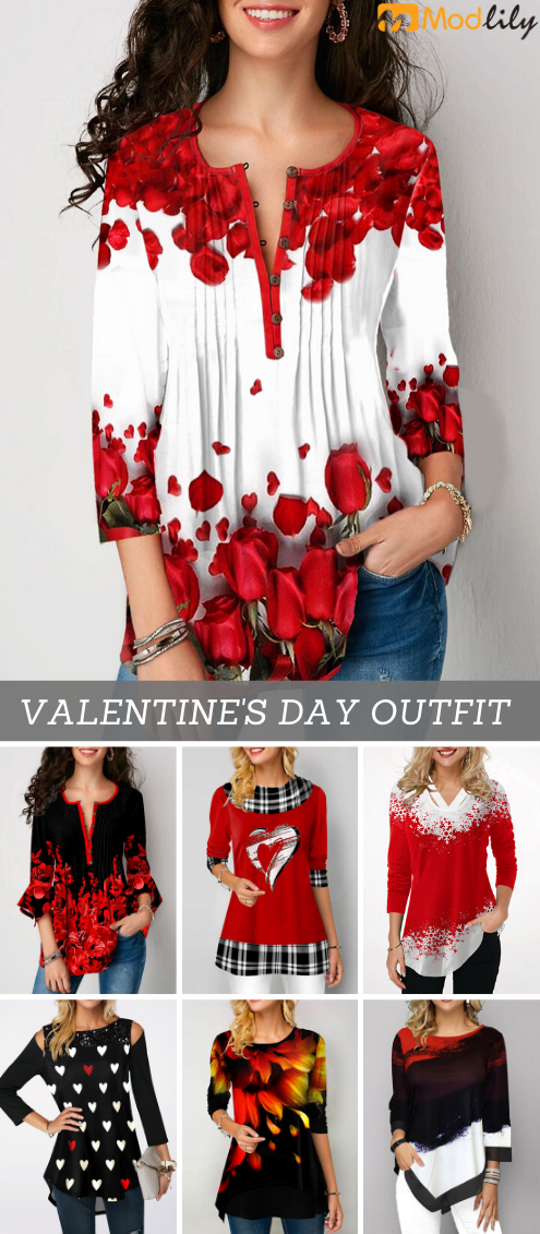 Valentine's day must buy clothes