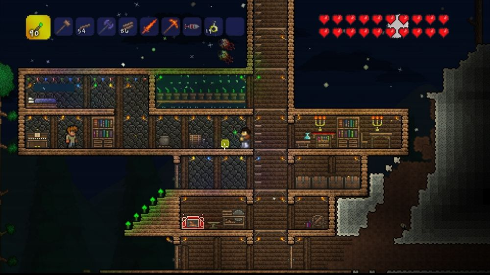 Amazing Features Of A Terraria Hack Tool Terrarium Playstation