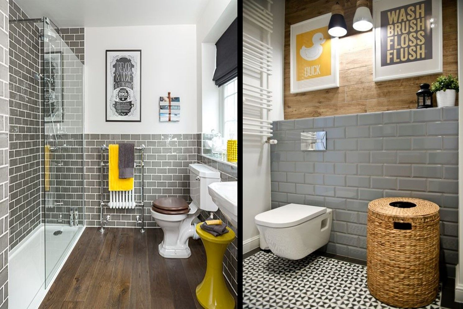 Azulejo metro 08 banheiros pinterest azulejos - Azulejo de metro ...