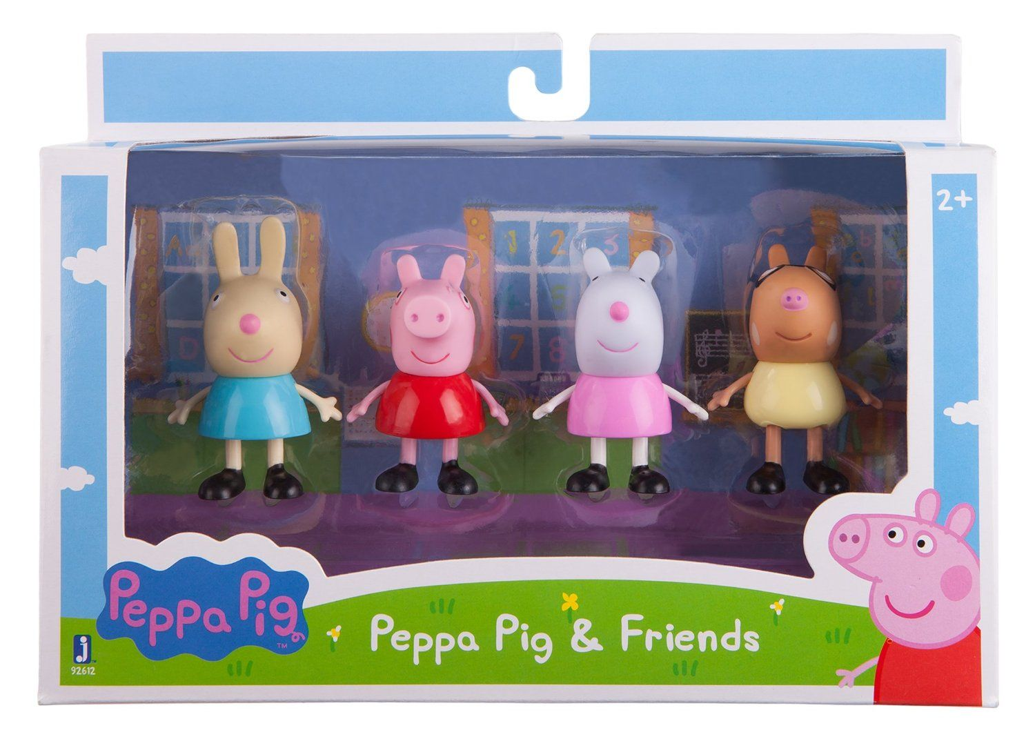 Amazon Com Peppa Pig Best Friends Pack Toys Amp Games