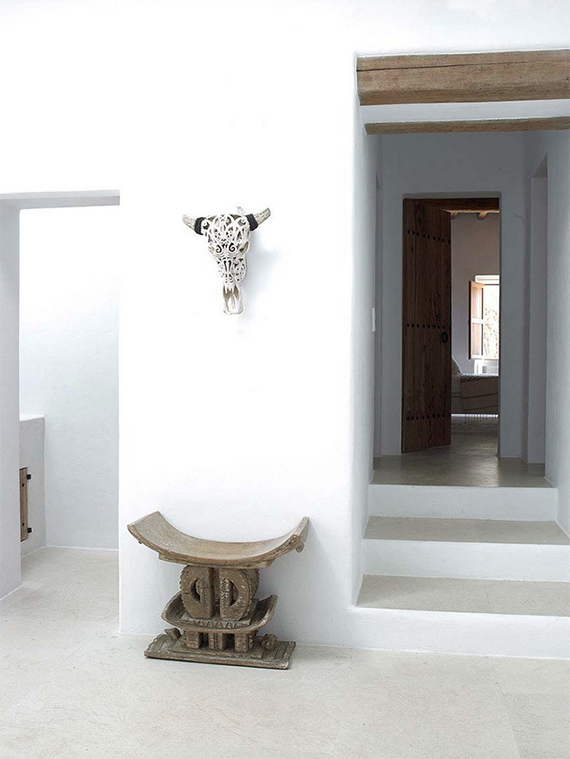 Gorgeous modern country home in Ibiza | Ibiza, Interiors and House