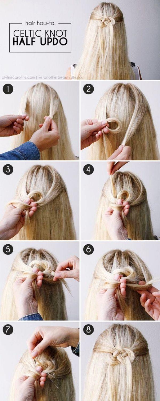 Griechisch Gottin Half Up Half Down Frisuren Geflochtene Frisuren Flechtfrisuren Frisuren Glatte Haare