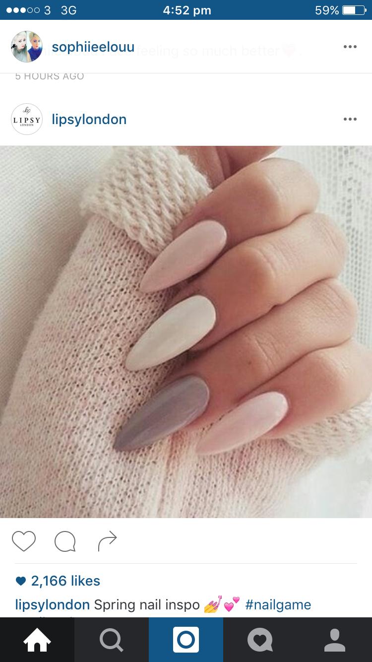 Pinterest; christabel_nf08 //   Nails   Pinterest   Manicure, Nail ...