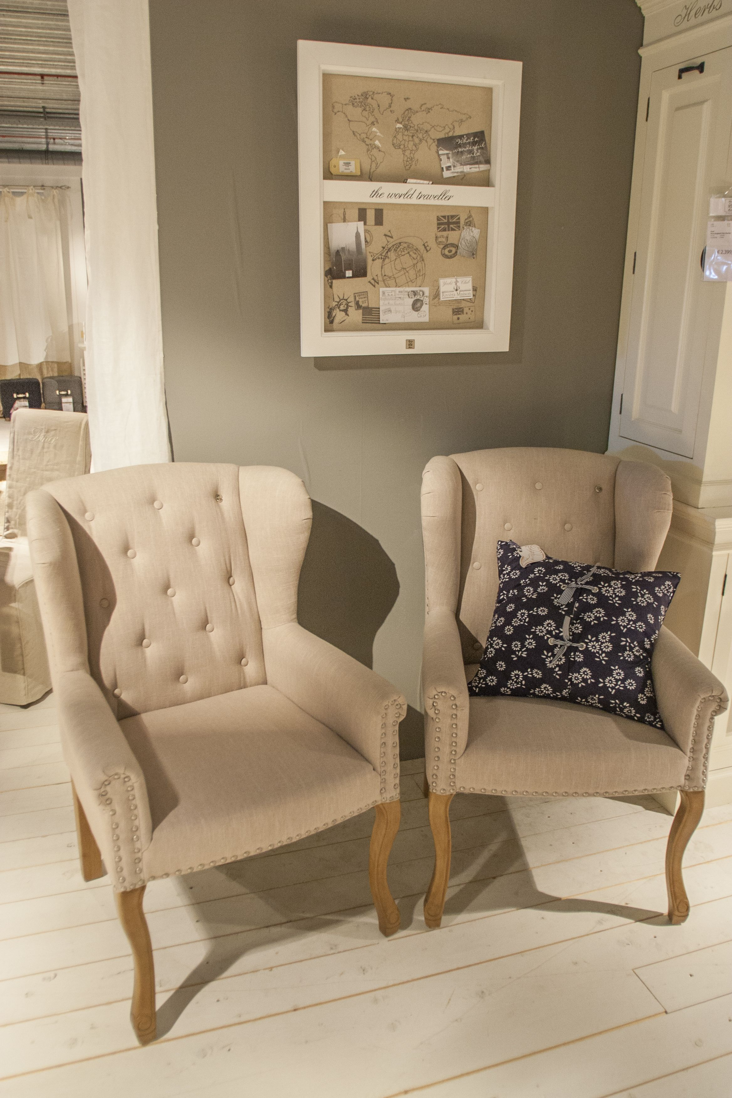 Keith Dining Wingchair, Riviera Maison | Living Room | Pinterest ...