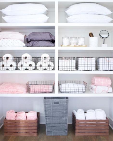 Best Instagram Accounts For Organization Inspiration | Home decor, Home  organisation, Home organization