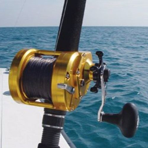Fishing Rods Reels Lures And Fish Stories Of Course Episode