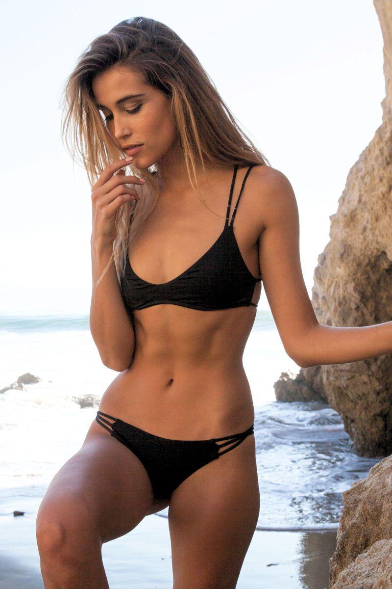 Frankies Bikinis - Malibu - Haut de bikini - Multi Prix de Vente Moins Cher Magasin De Vente Pas Cher Vente Pas Cher 2018 Nouvelle Vente Pas Cher Pas Cher EeohfmK