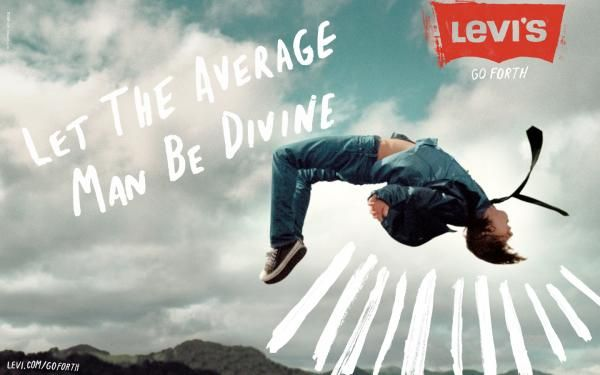 Levi's: Live unbuttoned, 1 | Ads of the World™