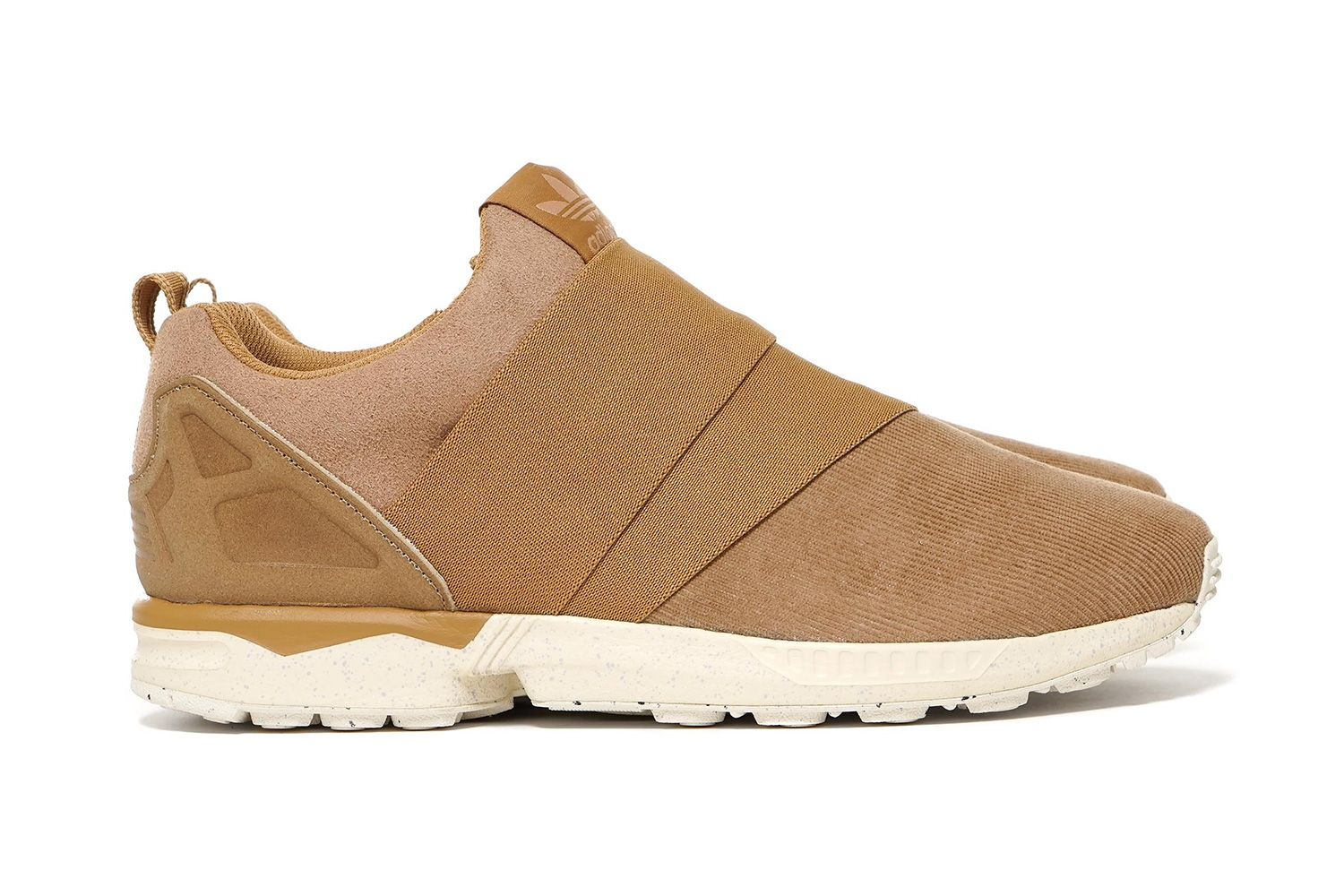 UNITED ARROWS & SONS Join adidas Originals for ZX Flux Slip On