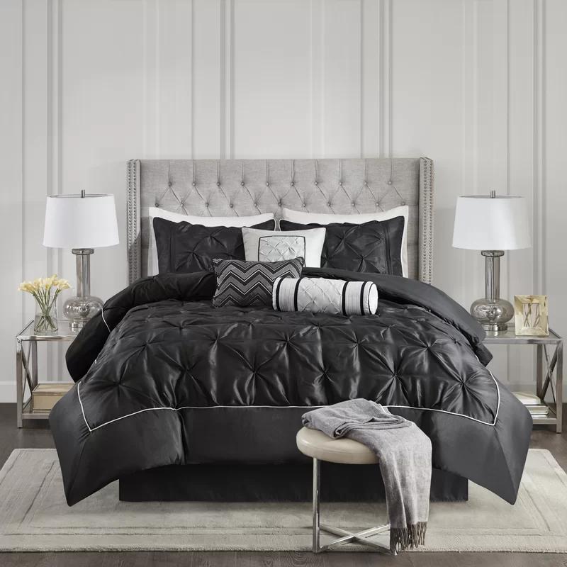 Willa Arlo Interiors Benjamin Comforter Set Wayfair Comforter Sets Bedroom Comforter Sets Comforters