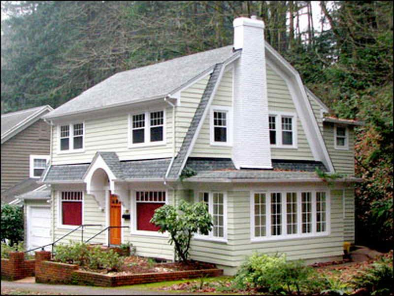 20 Interesting Delightful Gambrel Roof Ideas For 2019 Dutch Colonial Homes Colonial Style Homes Dutch Colonial Exterior