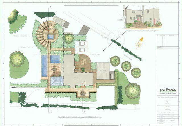 Oxford College Of Garden Design Henley On Thames, UK