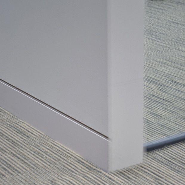 Shadow Gap Skirting Example Il Francobollo Architrave