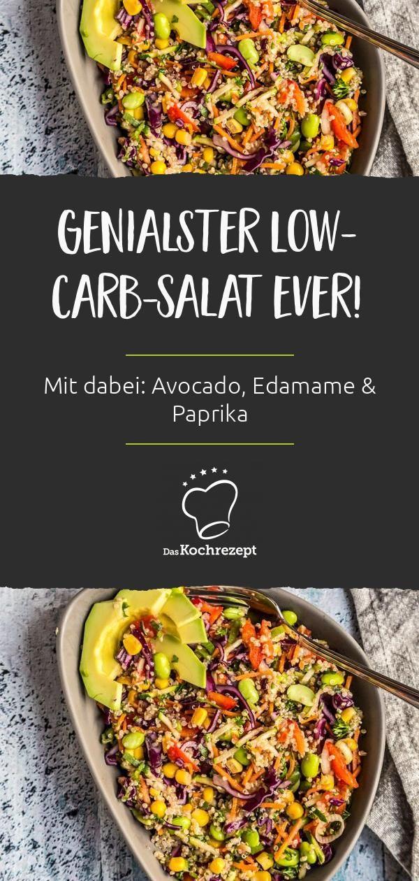 Quinoa-Salat Low-Carb