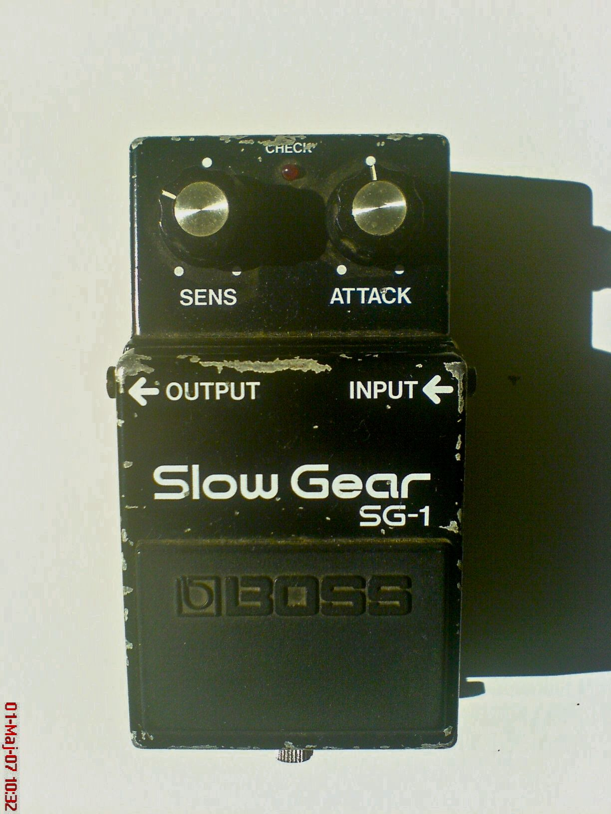 Vintage Effects Pedals And Boutique Effects Pedals For Sale Vintage Rare Diy Guitar Pedal Guitar Pedals Effects Pedals