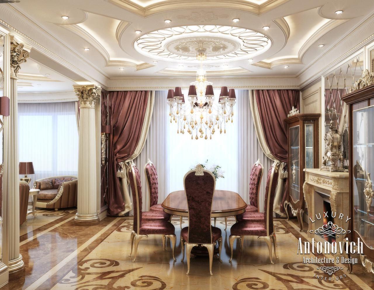 Apartment Interior Design In Dubai Down Tower Photo 7