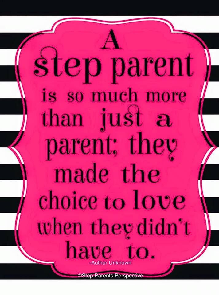 Step Parent Quotes A Step Parent   Quote, family, blended, divorce, remarriage  Step Parent Quotes