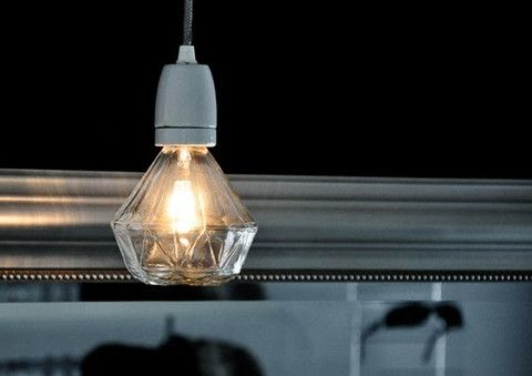 Pendant lghting using Diamond Lights