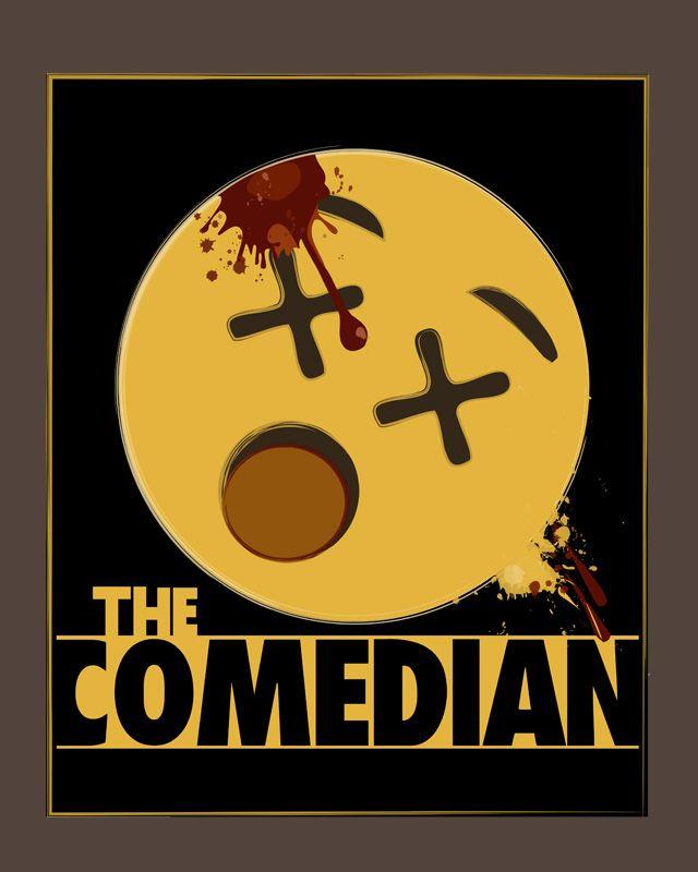 The Comedian - Propuesta para camiseta de  Riverart presentada a concurso en Pampling. Admirala, votala y comentala en Pampling.com.  Siguenos en facebook.com/pampling