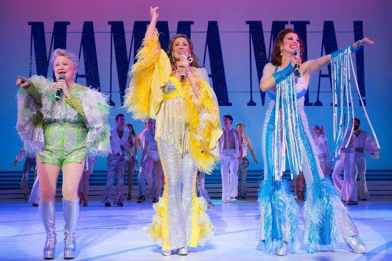Mamma Mia Movie Costumes T Broadway Costumes Mamma Mia Mama Mia