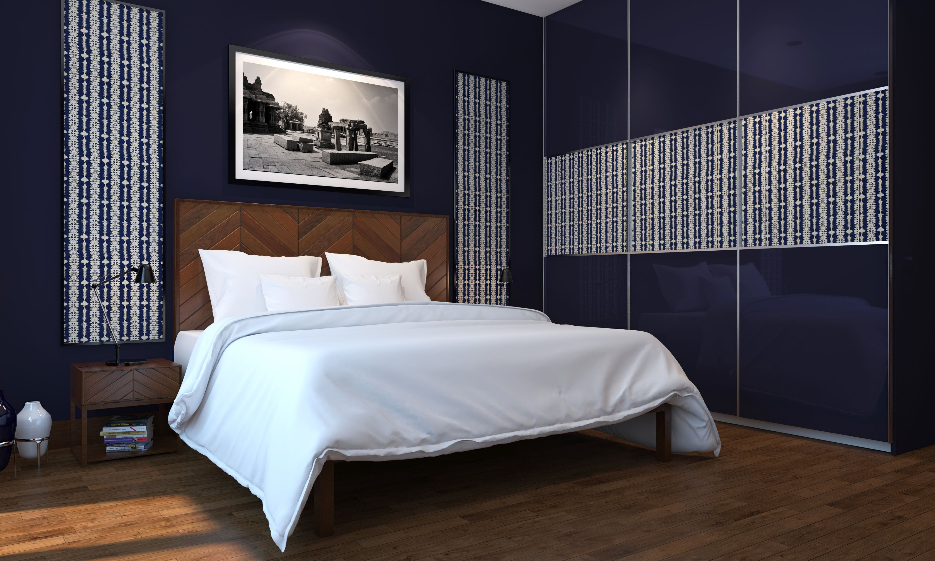 5 Beautiful Wardrobe Designs For Small Indian Bedrooms Modern