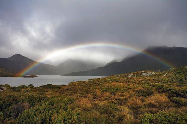 Dove Lake Tasmania